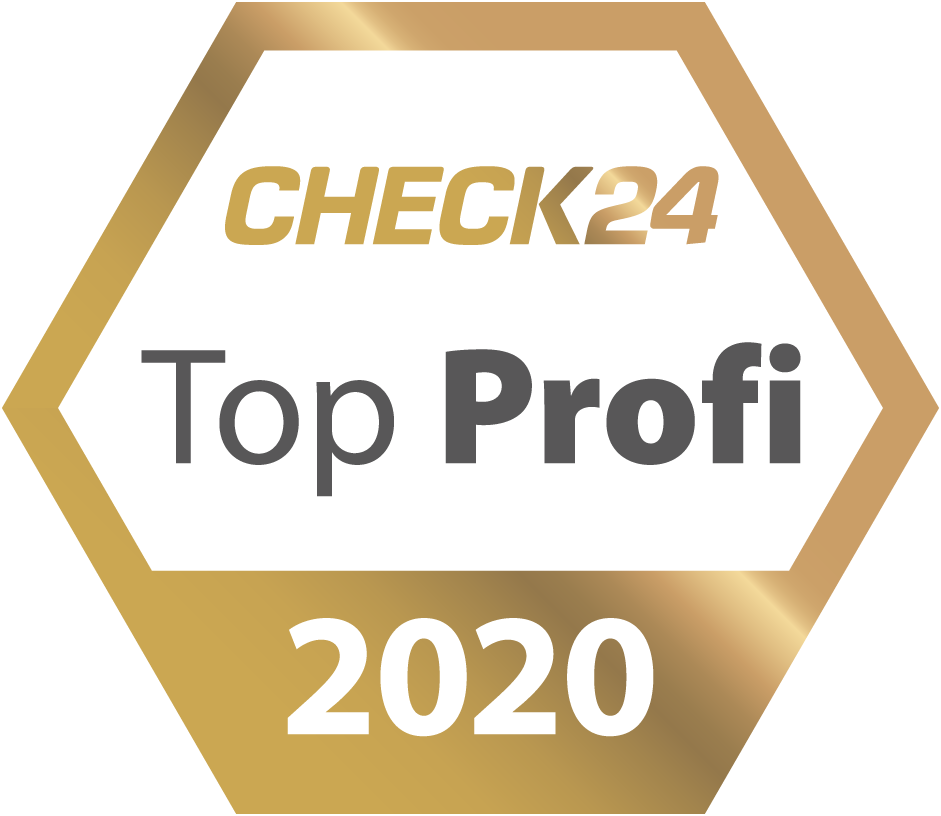 Zug-Umzug Check24 Top Profi